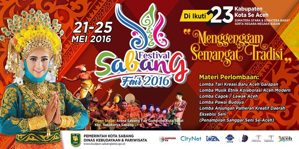 Festival Sabang Fair 2016 Digelar Kembali