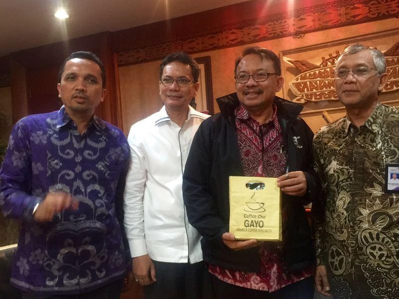 Tim Percepatan Wisata Halal Aceh Bahas Komitmen dengan Kemenpar
