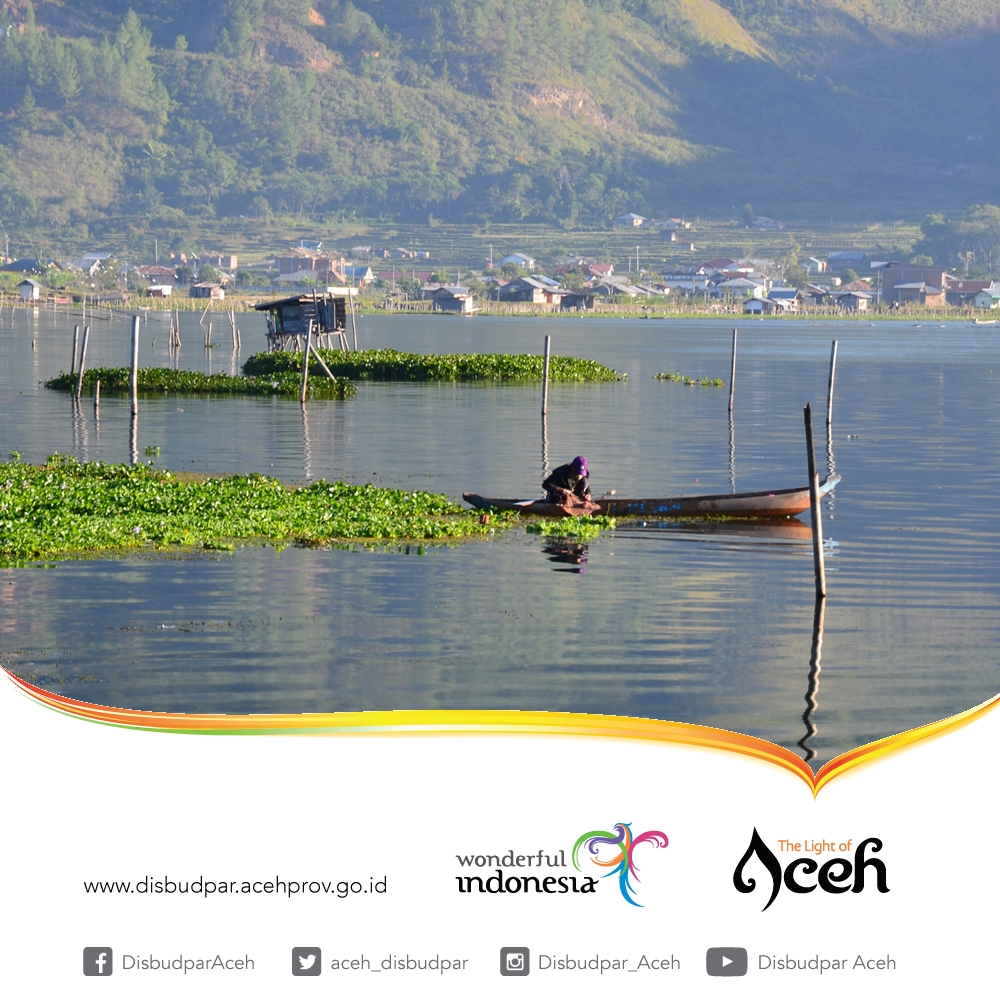 Destinasi Aceh_Danau Lut Tawar Aceh Tengah_ Disbudpar Aceh