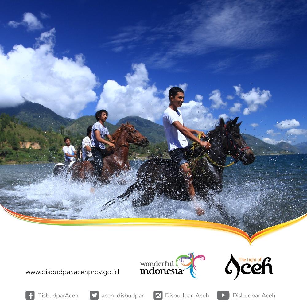 Destinasi Aceh_Pacu Kude Gayo_ Disbudpar Aceh