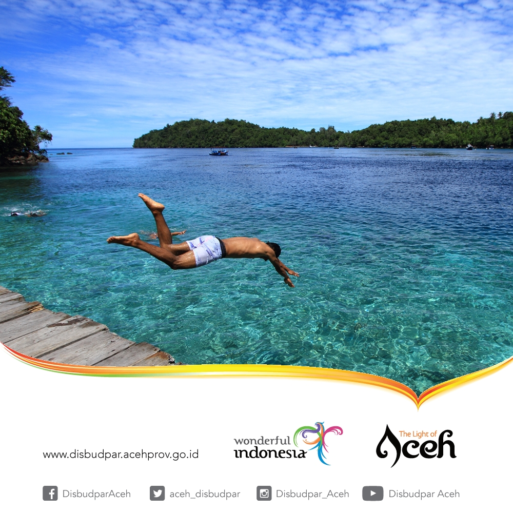 Destinasi Aceh_Pantai Iboih Sabang_ Disbudpar Aceh