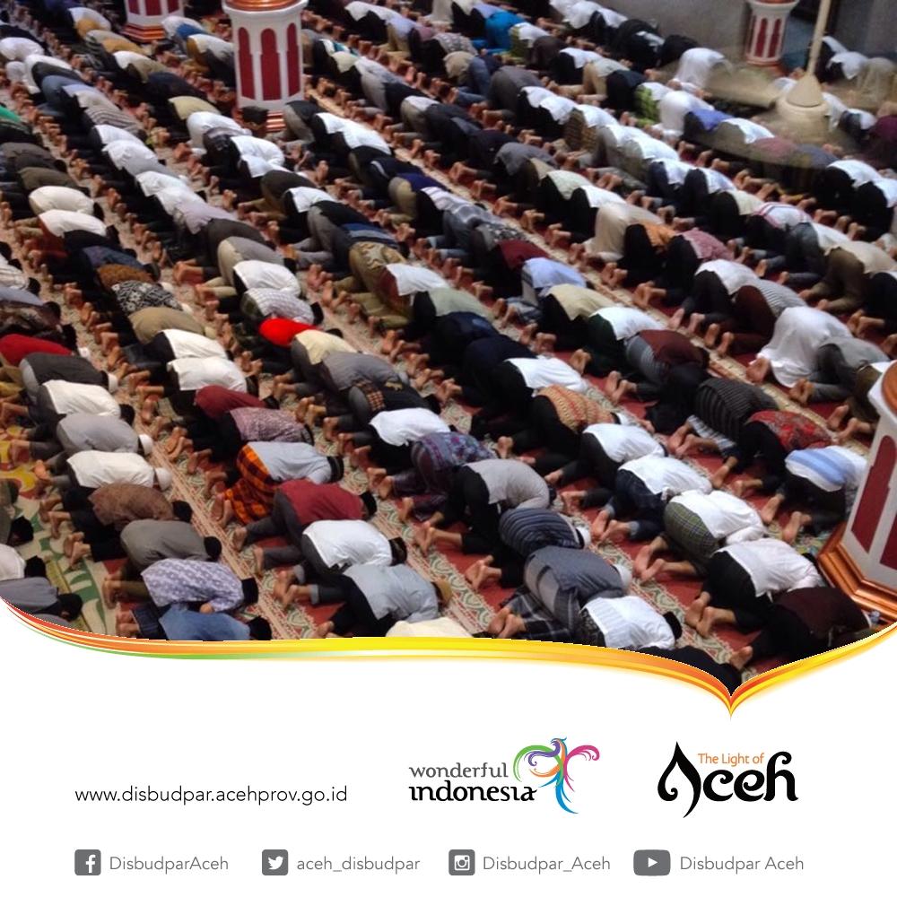 Event Aceh_Qiyamullail_ Disbudpar Aceh