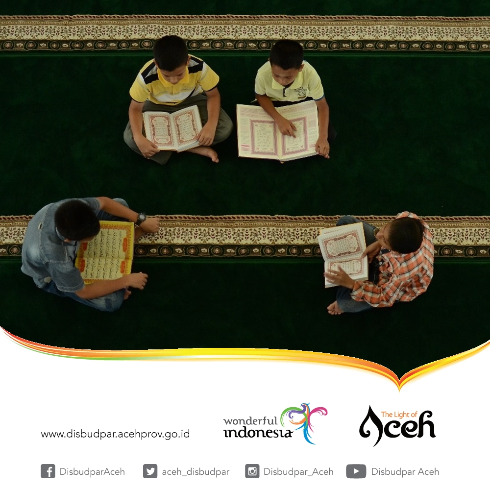 Event Aceh_Tarawih dan Tadarus_ Disbudpar Aceh