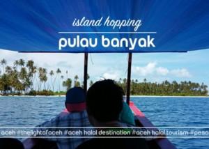 Keliling Pulau Banyak, Mengenal Kekayaan Bahari Nusantara