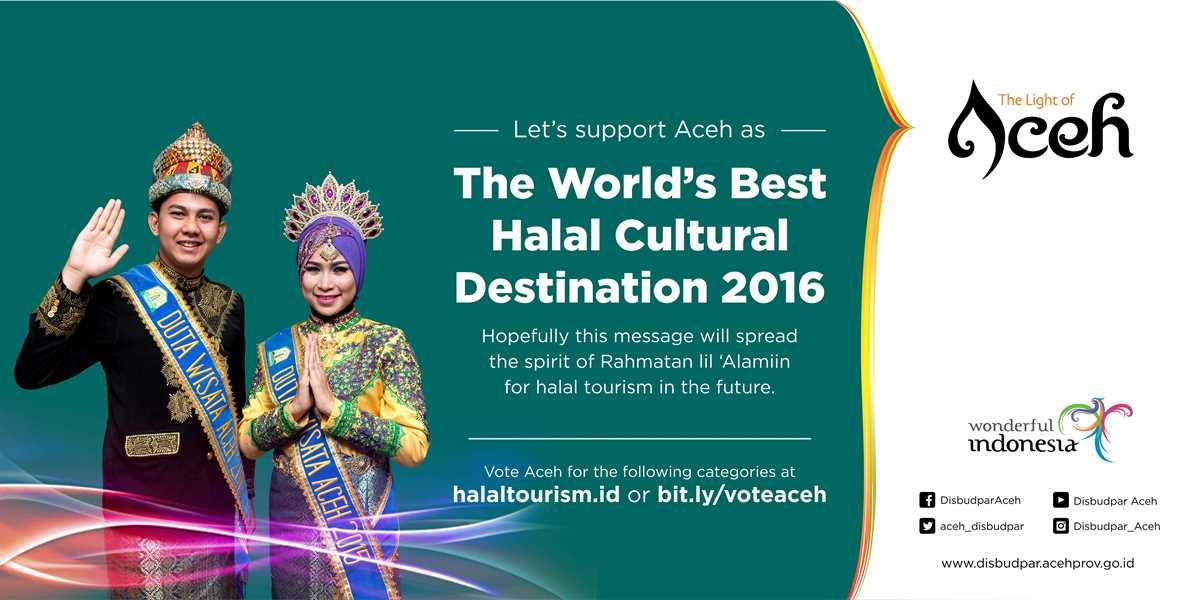 Sekilas Tentang Wisata Halal Dinas Kebudayaan Dan Pariwisata Aceh
