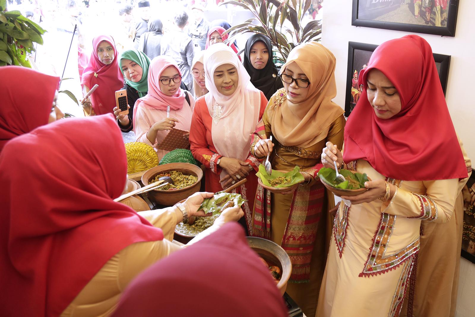 Banda Aceh Ikut Sertakan Kuah Pliek Di Festival Kuliner